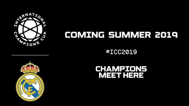 Calendario De International Champions Cup 2019.Calendario De La International Champions Cup 2019