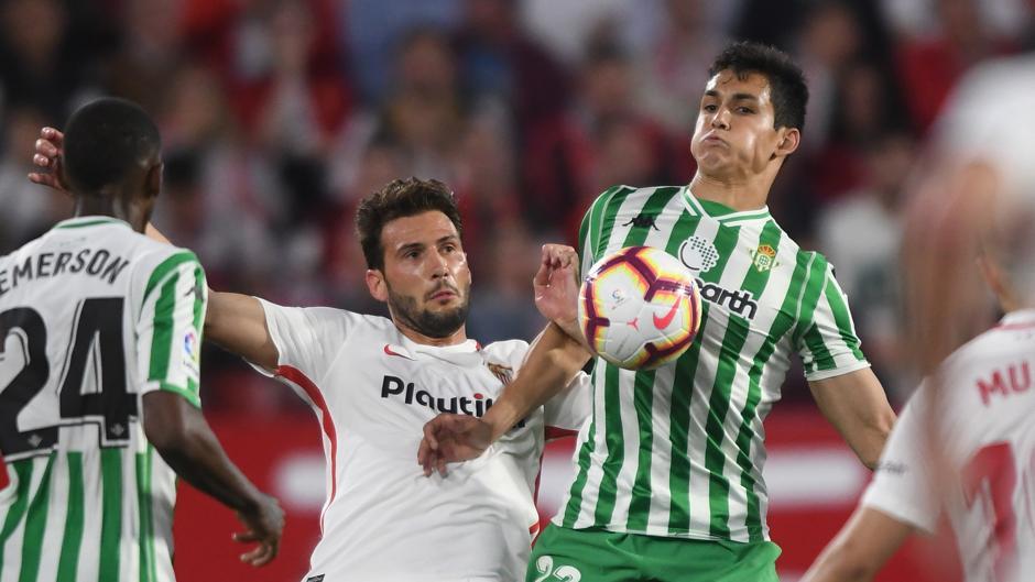 LaLiga Santander (J32): Resumen y goles del Sevilla 3-2 Betis