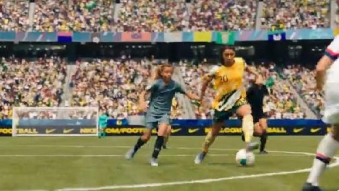 semiconductor Mayordomo no  Mundial de Francia: El impactante anuncio de Nike que enamora al fútbol  femenino