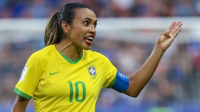 Marta Brazil Jersey