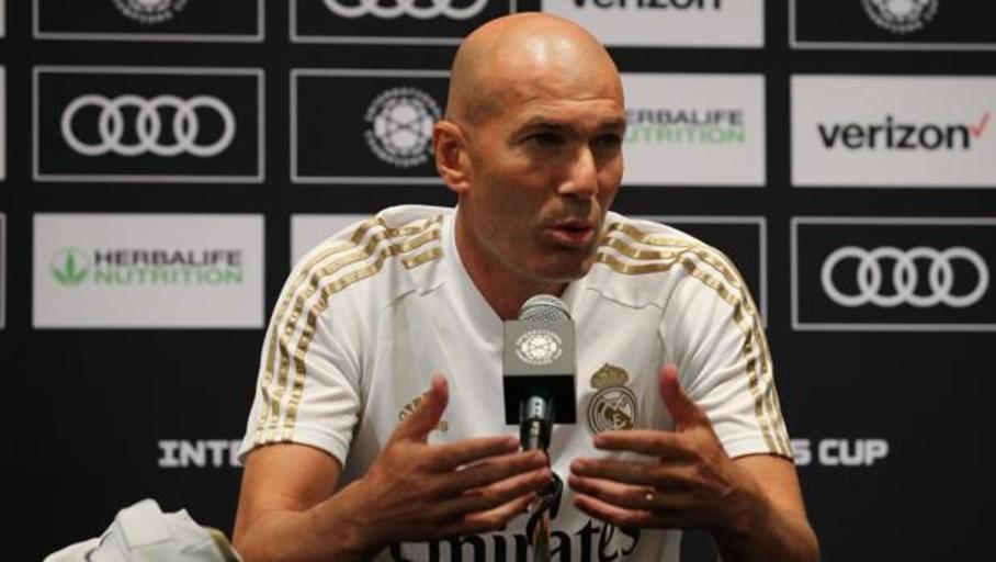 Zidane fulmina a Bale