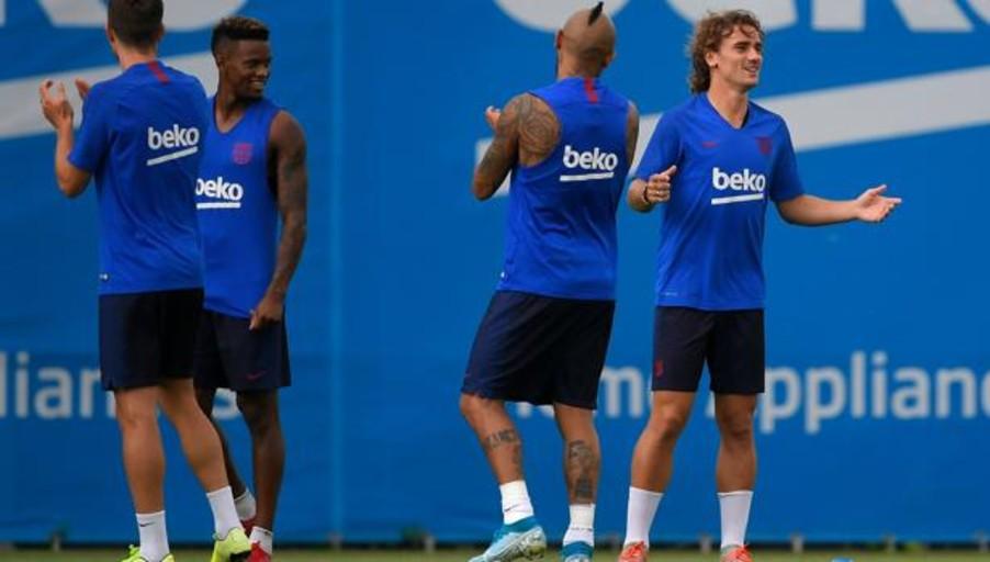 El Barcelona visita San Mamés con Griezmann y sin Messi