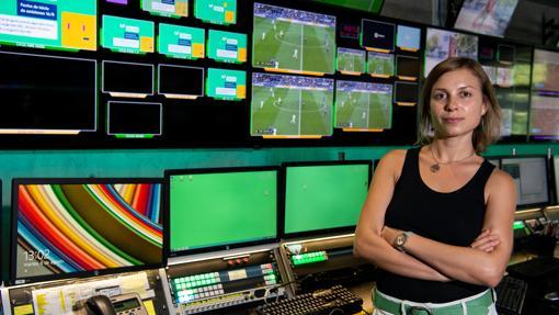 Katarzyna Humska, productora de televisión