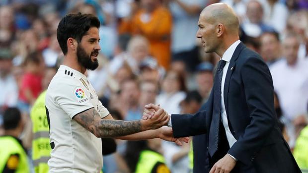 Las claves del cambio de Zidane