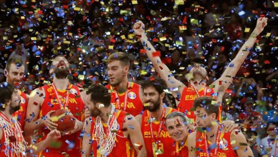 Itinerario de las celebraciones del Mundial de baloncesto en Madrid