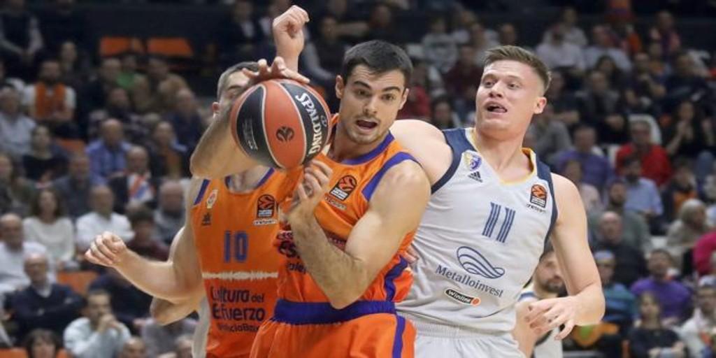 Khimki - Valencia Basket en directo
