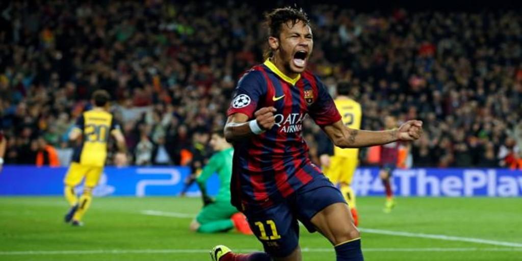 El hijo de Setién pide el fichaje de Neymar
