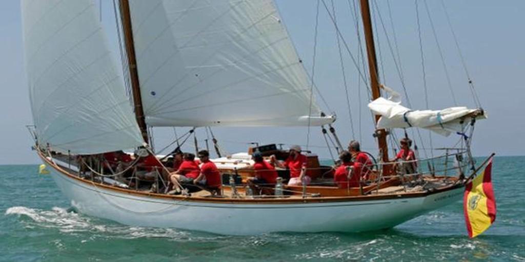 «Giraldilla» y «Gipsy», primeros inscritos en la Regata Clásicos Club de Mar
