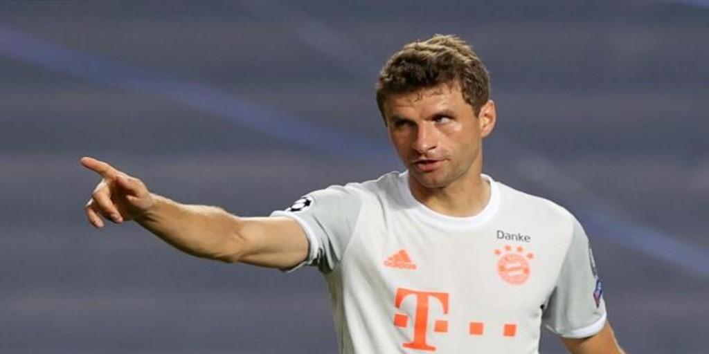 Müller: «Hemos hecho lo que queríamos»