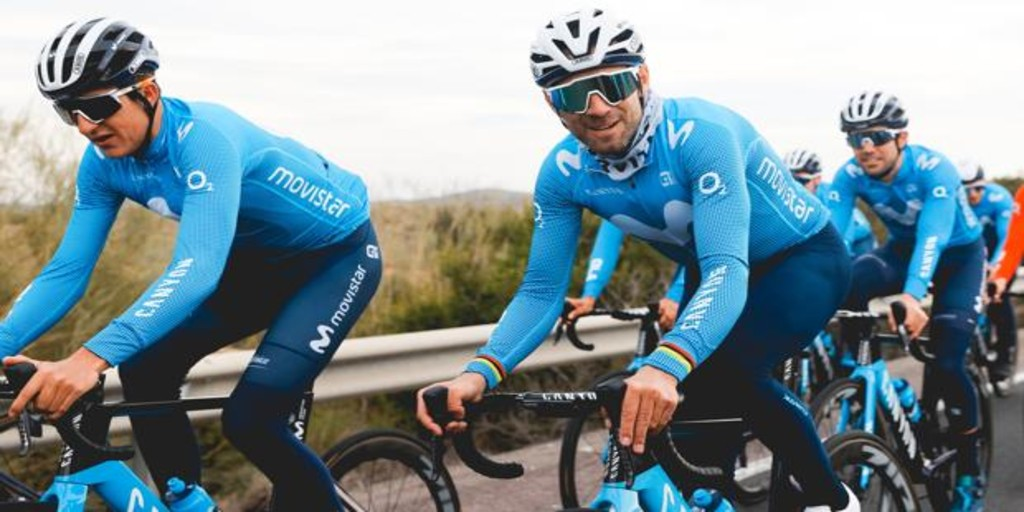 La última temporada de Alejandro Valverde