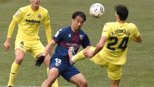 El Huesca sigue atascado en casa