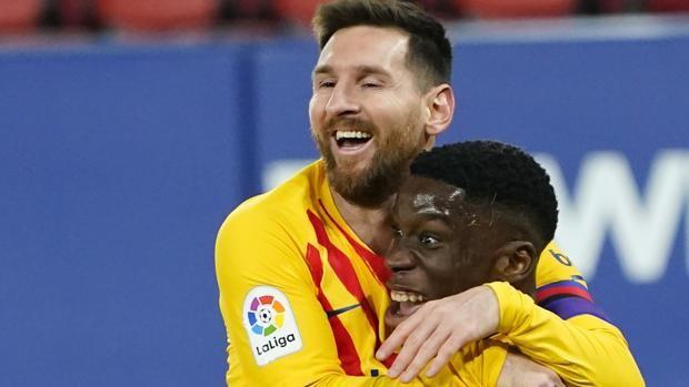 Koeman: «Ahora, cualquier resultado en el derbi madrileño es bueno para...