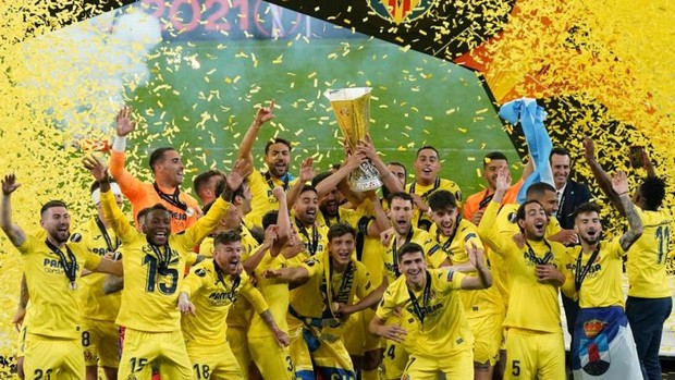 Europa League: Gloria eterna para el Villarreal