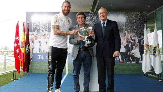 Florentino Pérez y Sergio Ramos, la conversación capital