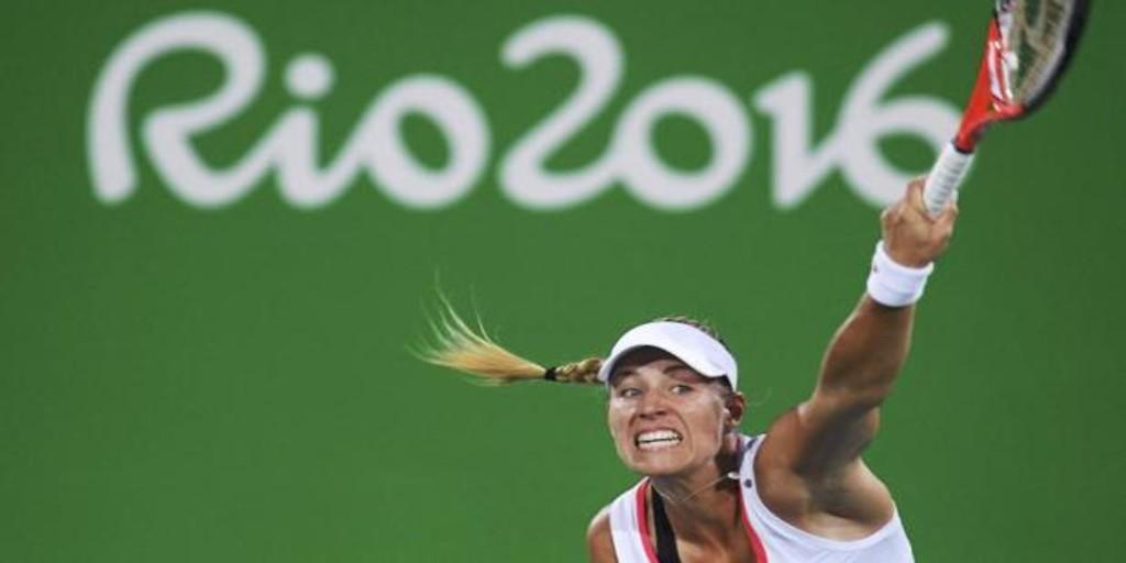 Diáspora en el tenis olímpico