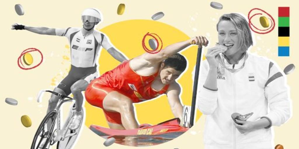 Repaso al medallero español: a la caza del récord del David Cal