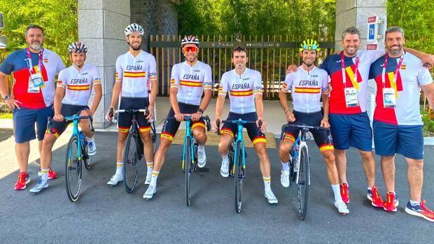 Alivio en el equipo español de ciclismo después del positivo de un masajista