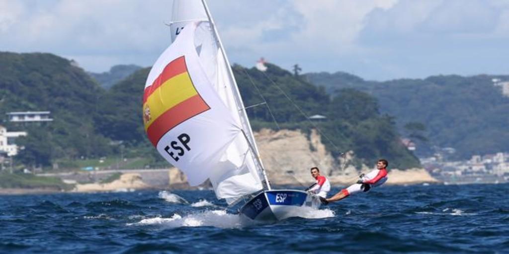 La vela española busca volver al medallero olímpico