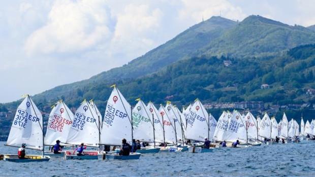 Vigo, El Puerto, Torrevieja y Palamós acogen la Optimist Excellence Cup 2021-2022