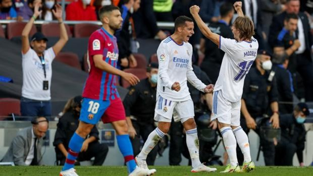La defensa blanca impulsa a Ancelotti