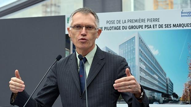 Carlos Tavares, presidente de PSA Peugeot Citroën