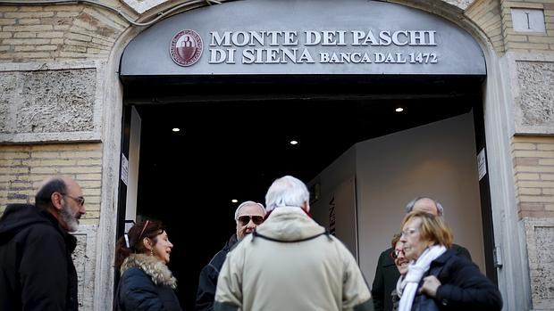 Monte deui Paschi es el banco en activo más antiguo del mundo