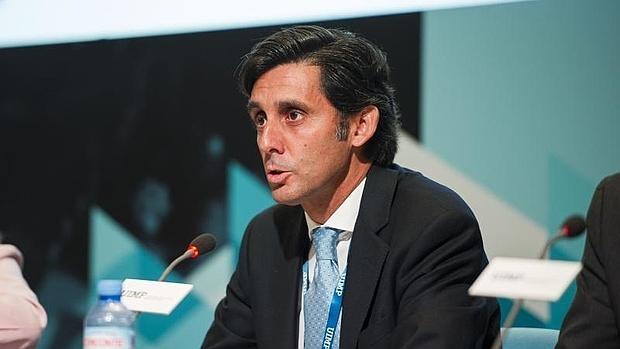 José María Álvarez-Pallete ha sido nombrado nuevo presidente de Telefónica
