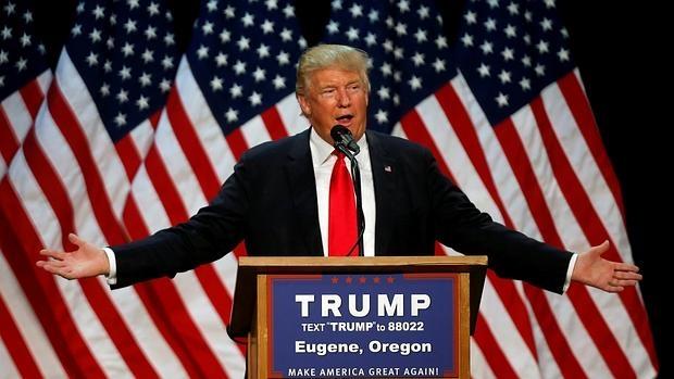 Donald Trump se ha convertido en el favorito para liderar la candidatura republicana a la presidencia de los Estados Unidos