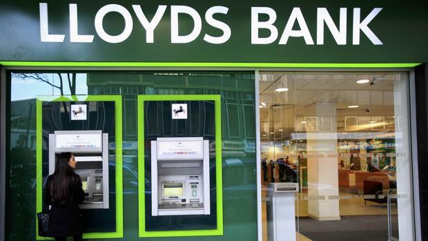 Oficina de Lloyds en Londres