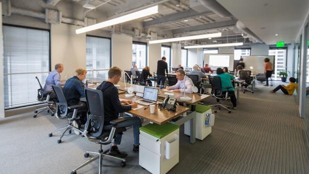 Nueva sede de BBVA en Silicon Valley