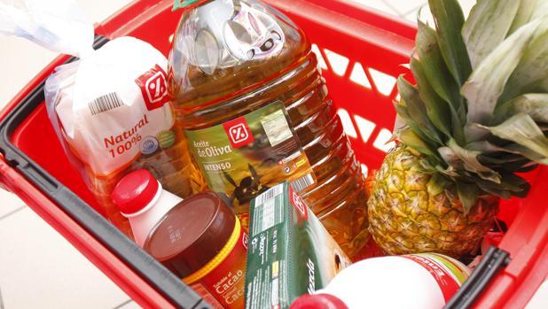 DIA oferta aceite de oliva a 2,19 euros el litro
