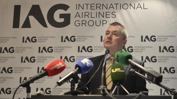 William Walsh , CEO de IAG