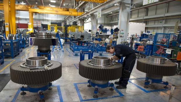 Los precios industriales suben el 7,5% en enero y registran el mayor  aumento desde 2011