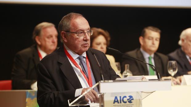 José Luis Bonet, presidente de la Cámara de Comercio de España