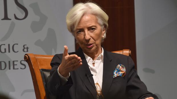 La directora gerente del FMI advierte contra los «efectos adversos» de la Globalización y el cambio tecnológico