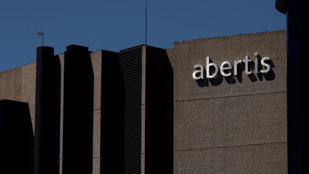 Imagen de archivo de las oficinas de Abertis en Madrid