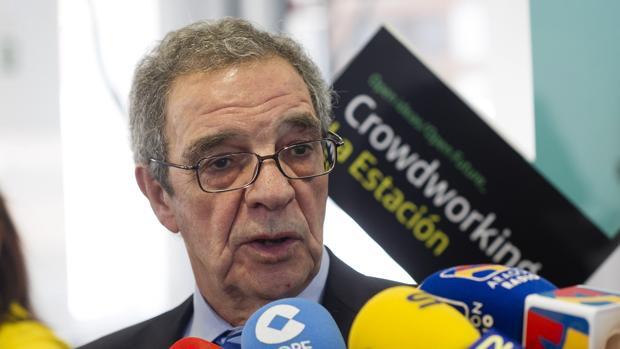 El presidente de la Fundación Telefónica, César Alierta