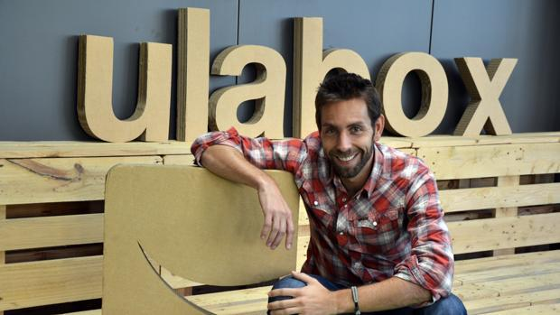 Jaume Gomá, CEO de Ulabox