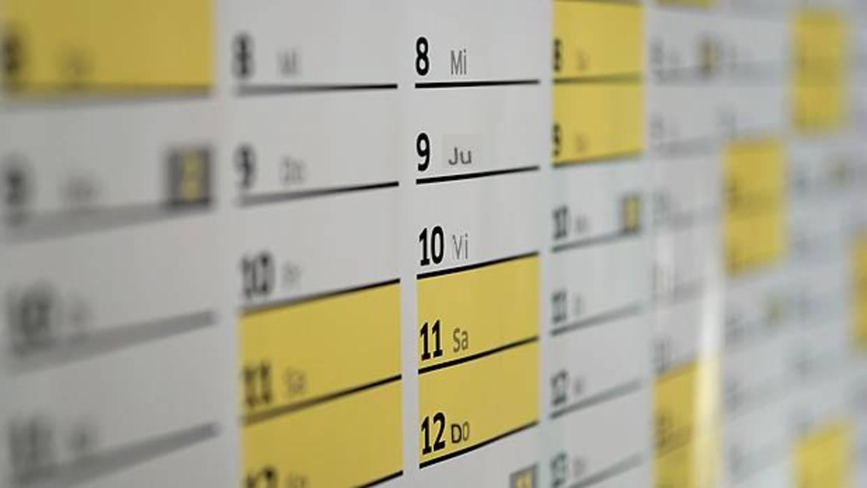 Calendario Julio 1976.Calendario Laboral 2018 Descubre Los Festivos De Tu Localidad