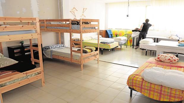 Habitación arrendada en Airbnb