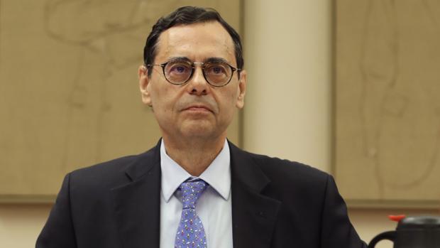 El exgobernador del Banco de España, Jaime Caruana