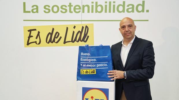 Claus Grande, CEO de Lidl