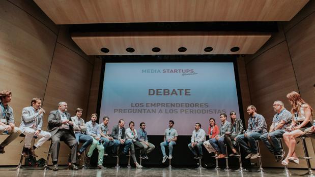Chema Nieto, fundador de Media Startups, asegura que en esta edición «habrá mayor número de periodistas»