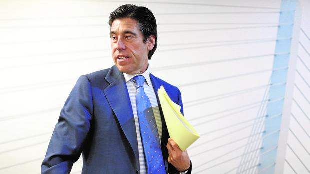 Manuel Manrique, presidente de la constructora Sacyr
