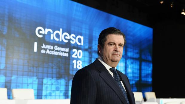 El presidente de Endesa, Borja Prado
