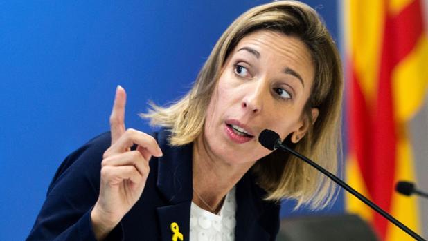 La Consejera de Empresa de la Administración autonómica de Cataluña, Ángels Chacón