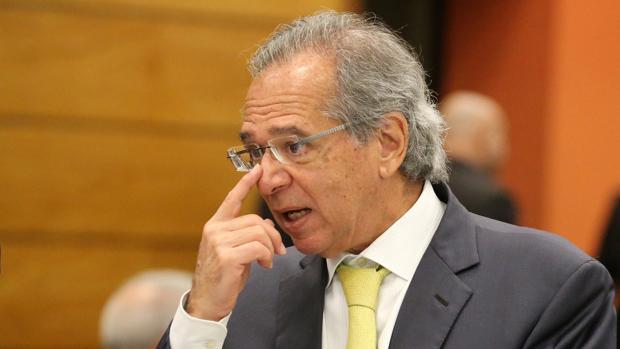 Paulo Guedes, quien se convertirá en el superministro de Economía del nuevo Gobierno de Bolsonaro
