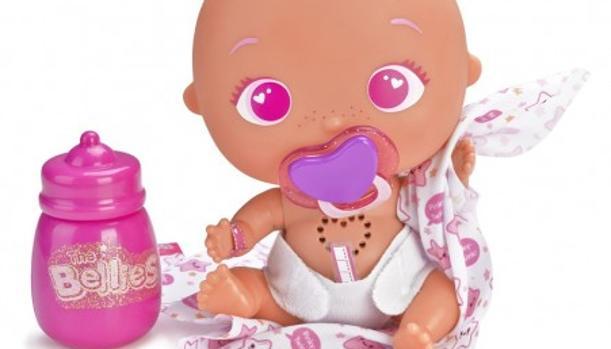 Muñeco Bellie de Famosa