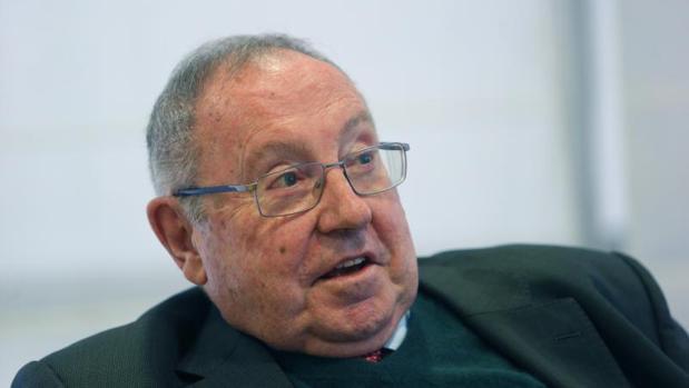 El presidente de la Cámara de Comercio, José Luis Bonet
