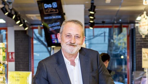 Borja de la Cierva, CEO de Dia